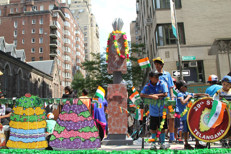 Telangana State Float at India Day Parade NY 2015 - IMG_7141.jpg