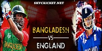 Watch Bangladesh vs England Cricket Series Broadcast Channels