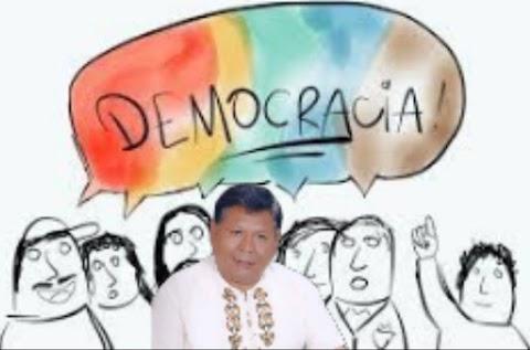 VELASCO: Salutacion a los 39 AÑOS de DEMOCRACIA: !! NO HAY LIBERTAD SIN LUCHA!!