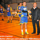 Seniors 2 masculins contre Clamecy (12-10-13)