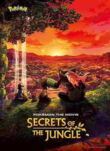 Pokémon Movie 23 Secrets of the Jungle (2021) Dual Audio [Hindi DDP5.1-Eng DD5.1] 480p, 720p & 1080p HD  10bit HEVC MSubs