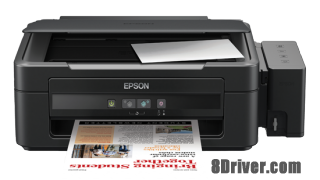 Download and install Epson L210 driver on Mac OS X