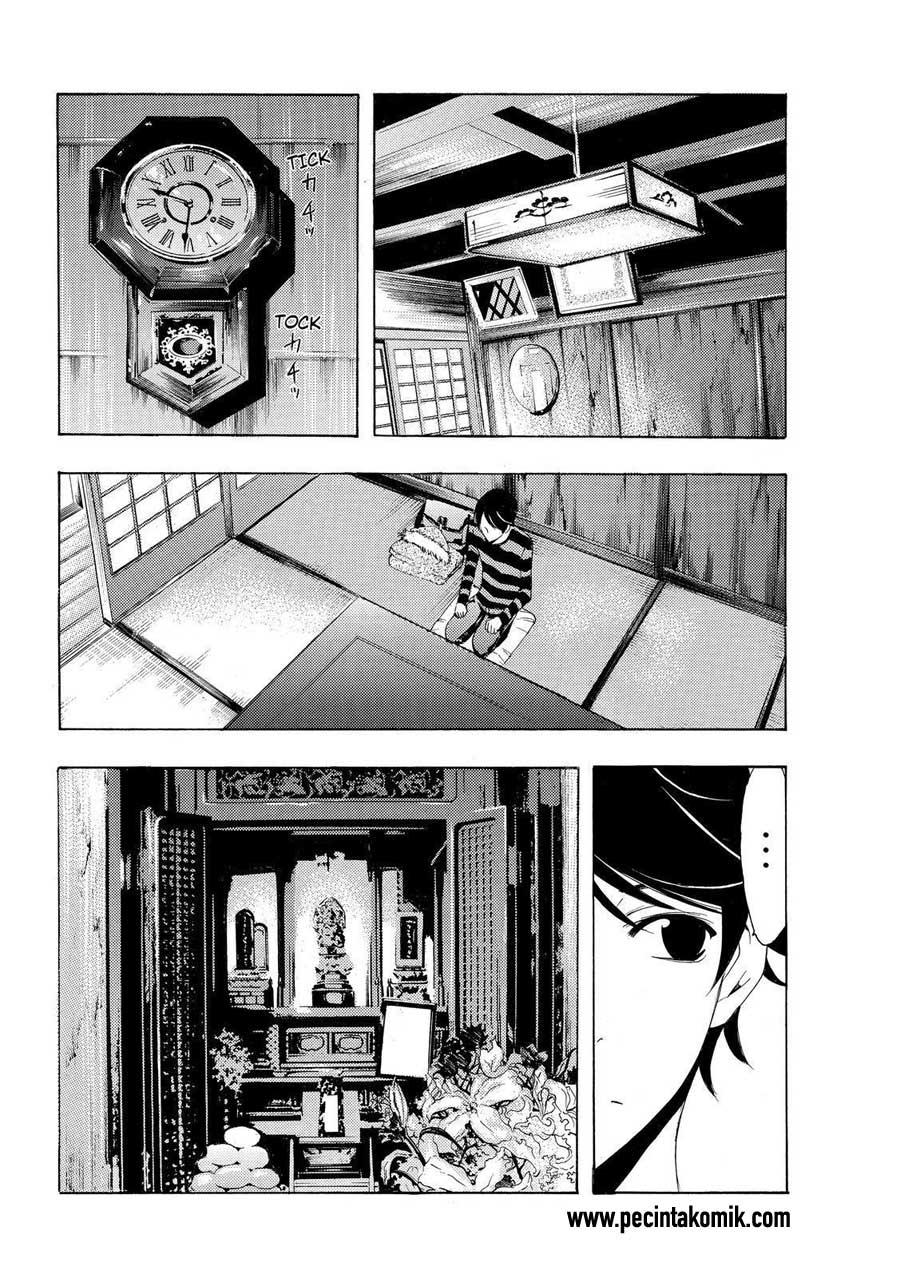Fuuka Chapter 108-5