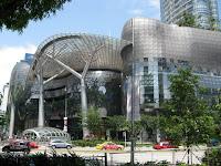 Orchard Lane - Singapore