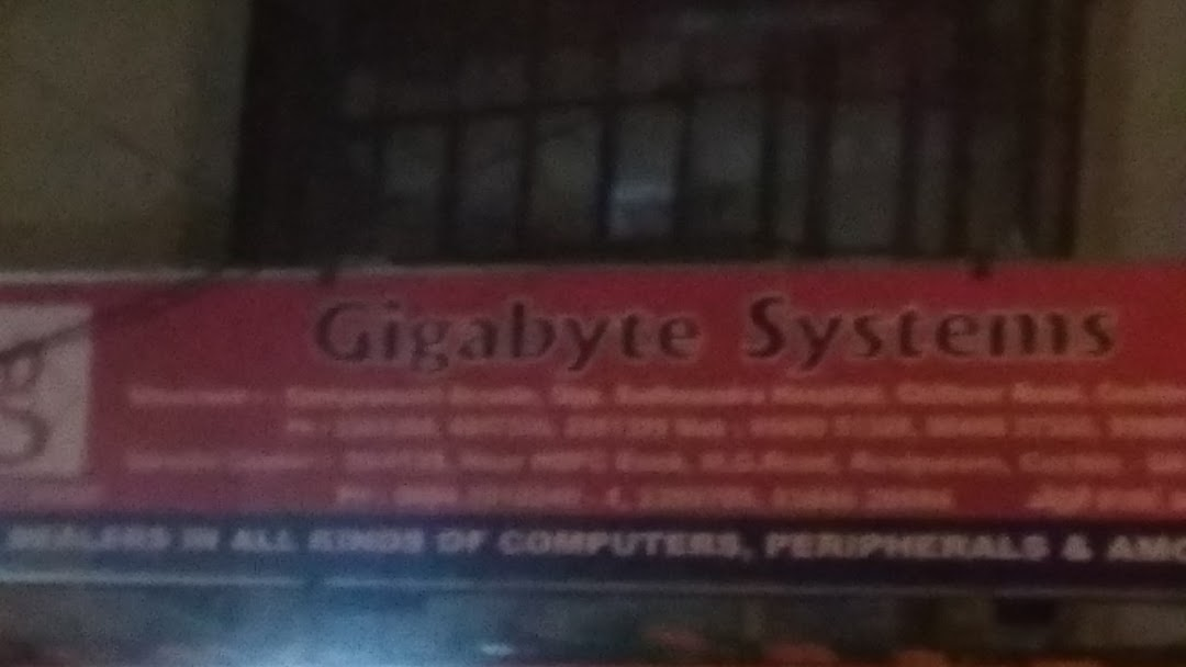 Gigabyte Systems - COMPUTER HARDWARE SALES & SERVICE