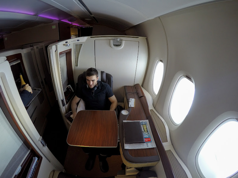 SIN%252520PVG 63 - REVIEW - Singapore Airlines : Suites - Singapore to Shanghai (A380)