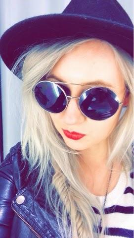 Sammi Jackson - H&M Selfies