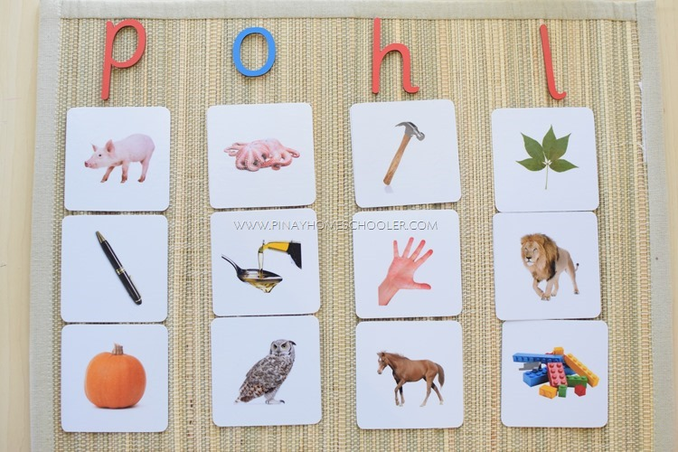 Alphabet Sorting Game Using Printables