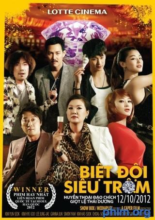 Phim Những Tên Trộm Siêu Hạng-The Thieves