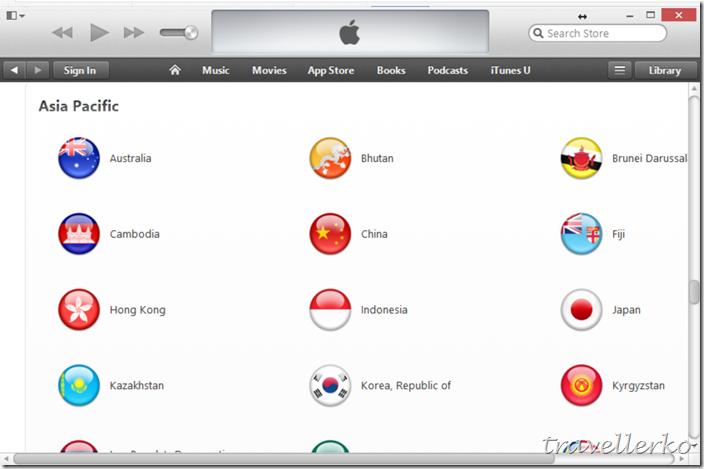 【教學】免信用卡申請Apple ID/切換iTunes國家教學(電腦操作有效)04