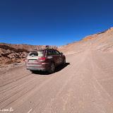 Um tantin de pó!!! - Vale da Morte -  Atacama, Chile