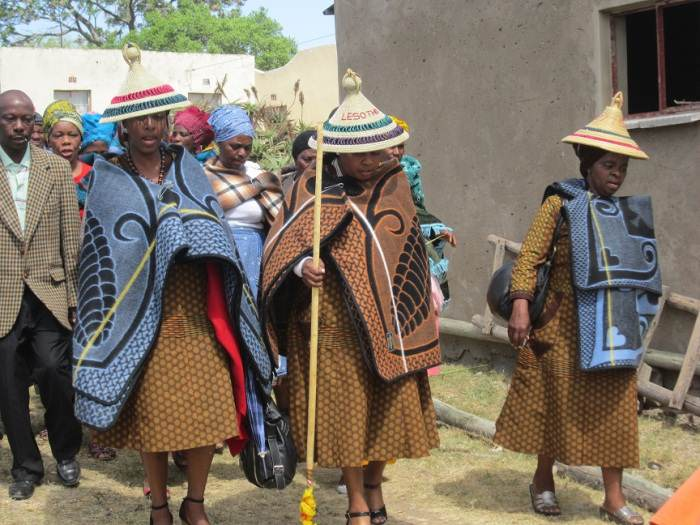 Top Traditional Sesotho Attire 2017 2018