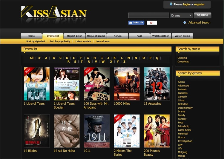 kissasian_online_korean_drama_website