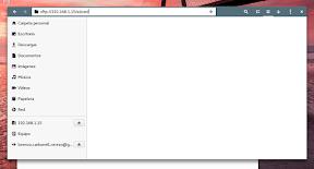 Copiar de Android a Ubuntu y viceversa con Simple SSHD. Nautilus. sftp.