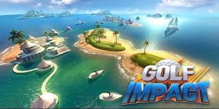 Golf Impact MOD APK v1.07.03 (Unlimited Gold & Gems)