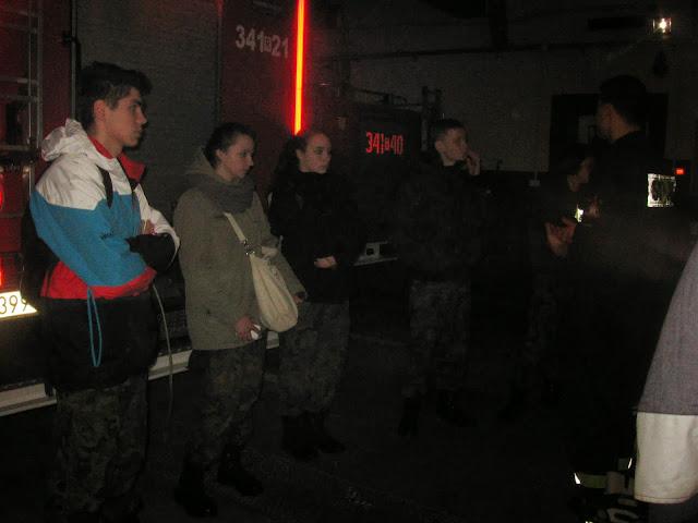 W Komendzie Miejskiej Policji w Krośnie - IMG_0024.JPG