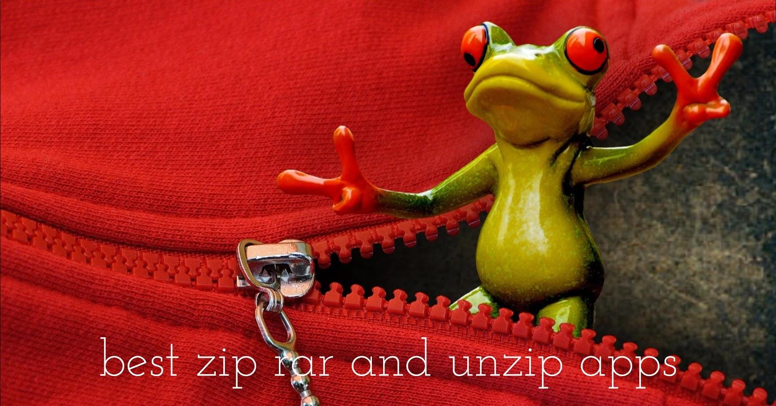 Best ZIP & RAR opener apps for iPhone and iPad