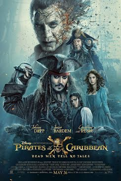 Piratas del Caribe: La venganza de Salazar - Pirates of the Caribbean: Dead Men Tell No Tales (2017)