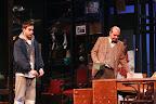 Amerikai bölény - Mózes András és Szervét Tibor,Thália Színház (Fotó: Csatáry-Nagy Krisztina)