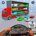 Parking Car Driving School Sim icon