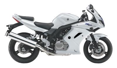 2011-Suzuki-SV650SA-ABS-White