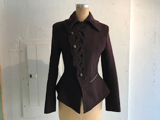Jean Paul Gaultier Wool Jacket