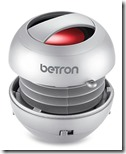 Betron Popup Mini Portable Speaker