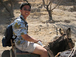 Riding A Donkey, Lindos  [2004]