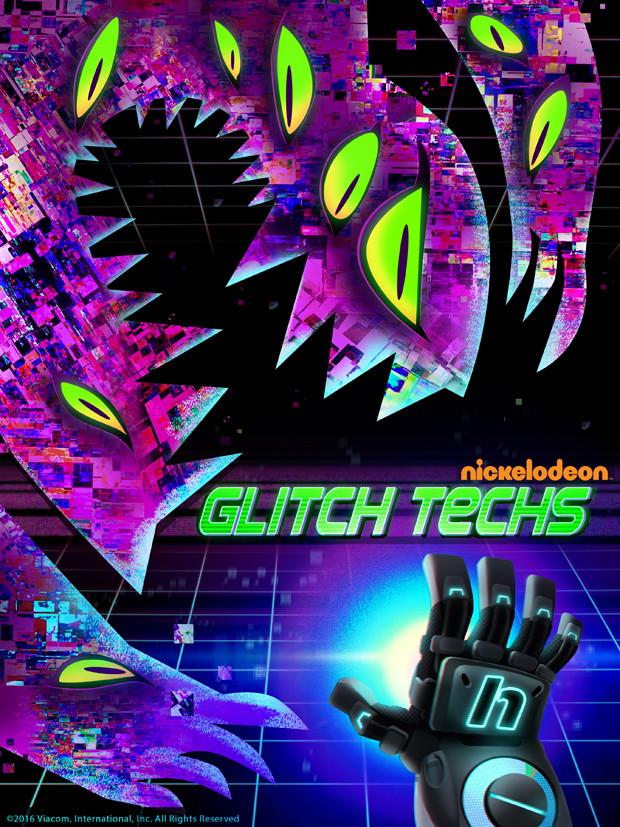 Glitch Techs S1 (2020) Subtitle Indonesia