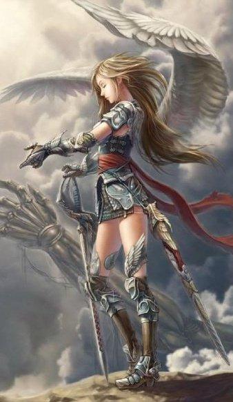 Angel Soldier, Angels 2