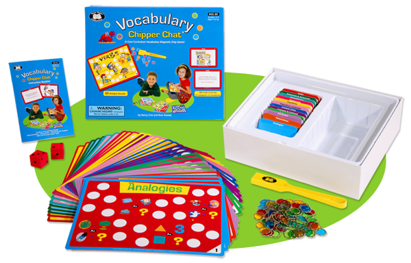 Vocabulary Chipper Chat Product Review image