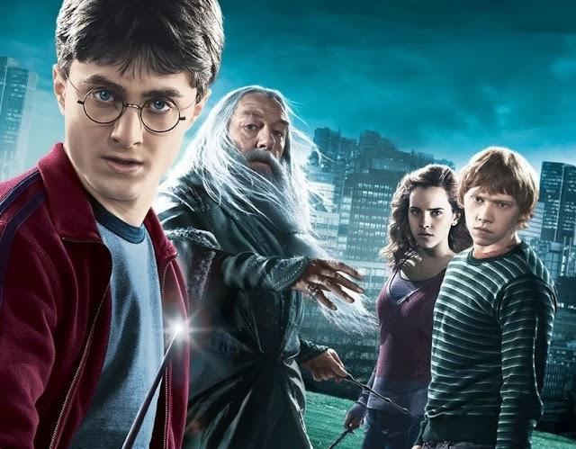 Harry Potter chega com todos filmes no streaming