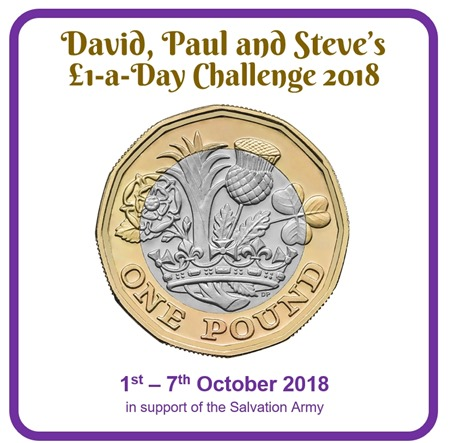 £1-a-Day Logo 2018