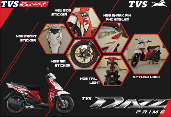 Ini Dia TVS Dazz Prime