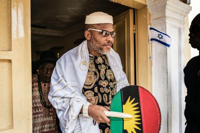 Nnamdi Kanu Sacked As IPOB Leader, Director Of Radio Biafra