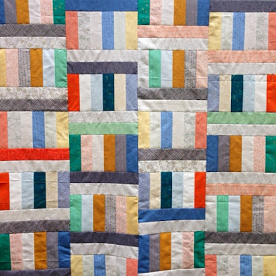 Free Quilt Patterns Using Jelly Roll Strips : Quilt Dad: Jelly Roll Jam II A free pattern