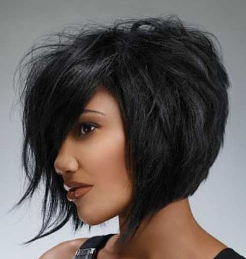 ... Face 2013 Hairstyles For Round Faces 2013 2014 | Dark Brown Hairs