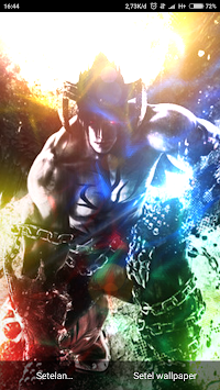 Download Fanart Jin Kazama Live Wallpaper By Tekkeno Apk Latest