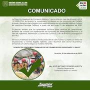 LUNAHUANA: Reinicio de actividades turísticas