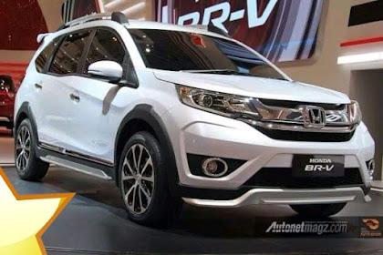 Perbandingan Mobil Honda Jazz dengan Mobil Honda BR-V Berdasarkan Kemiripan Harga