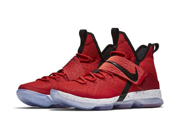 There Are Exactly ZERO Pairs of Nike LeBron 14 Available in Europe