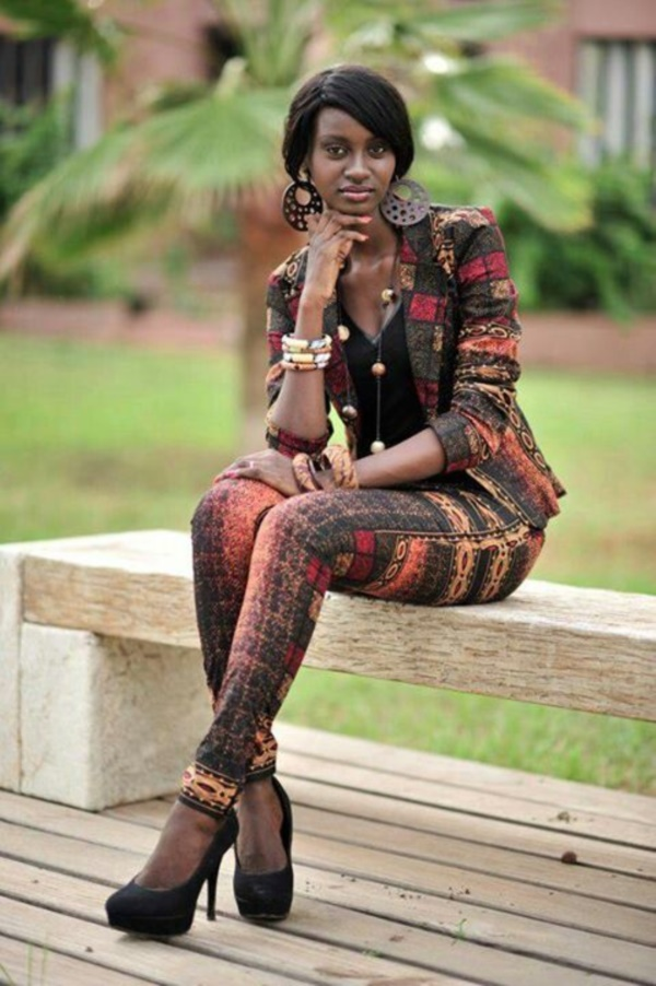 50 Top African Traditional Dresses Designs 14
