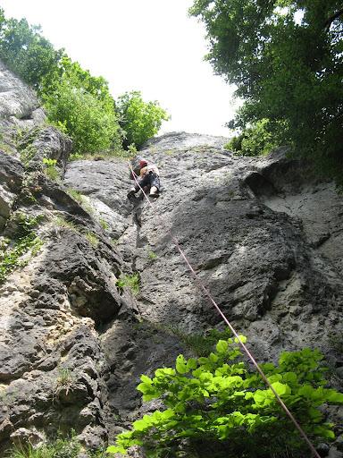 Klimweekend Frankenjura juni 2011