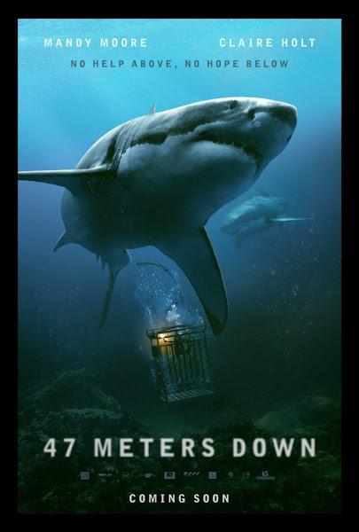 47 Meters Down - Cá Mập Biển Xanh