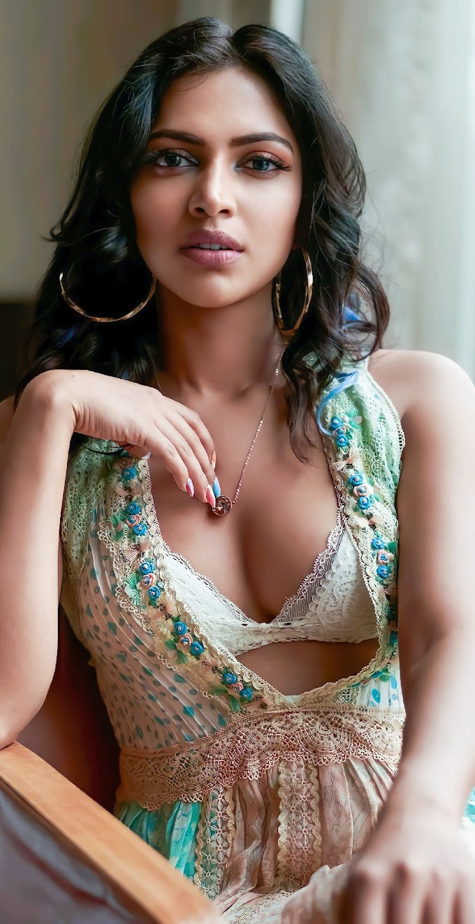 Check out where your favourite celebrity Amala Paul is hanging out