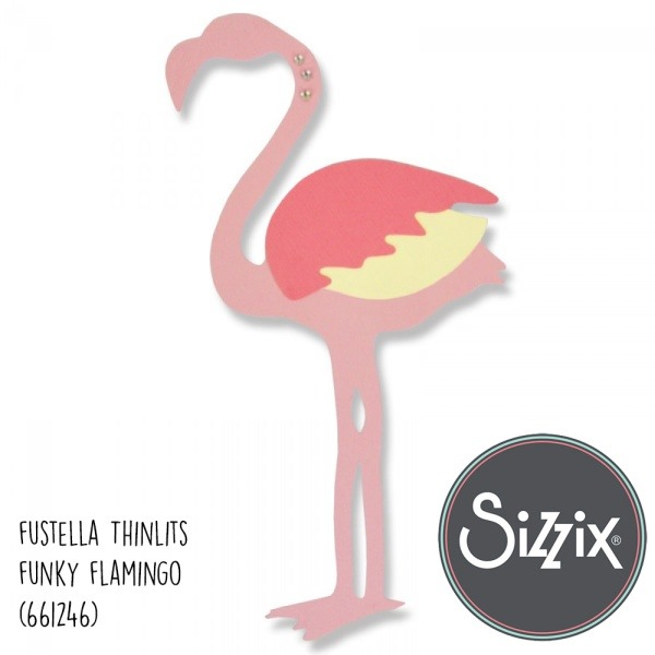 fustella-sizzix-big-shot-661246-funky-flamingo