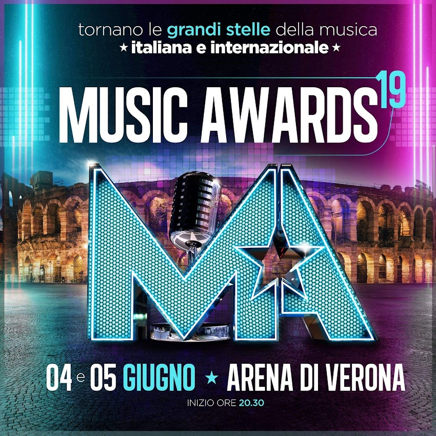 Tornano i Music Awards