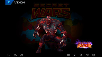 Venom - Guerras Secretas: Marvel Zumbis