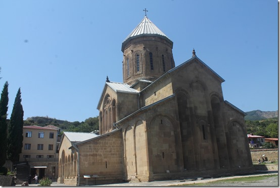 Мцхета, храм