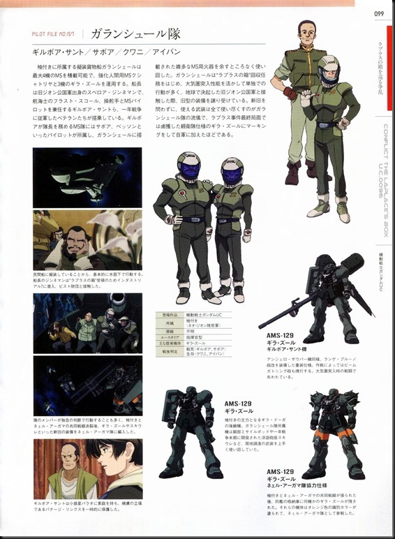 ACE IN THE GUNDAM U.C.0079‐U.C.0096_811955-0102